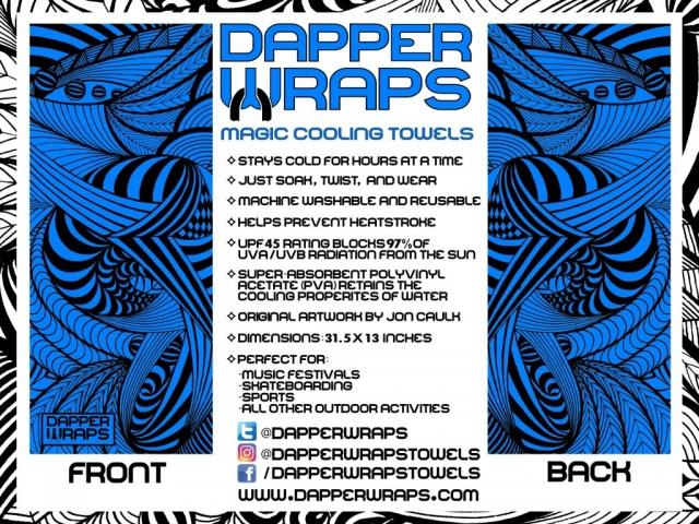 Information about Dapper Wraps towels